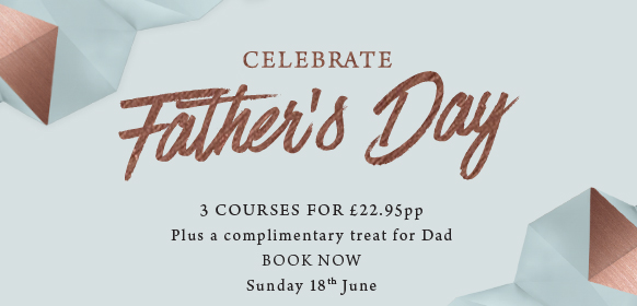 Father's Day at The Old Forge - Book now