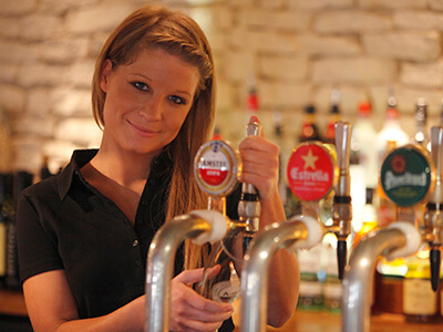 Bar jobs at The Old Forge